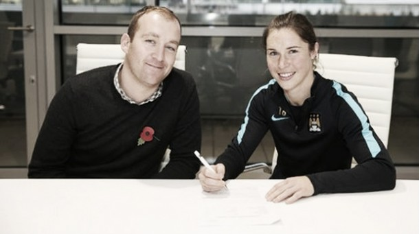 City Women complete signing of Scottish forward Jane Ross