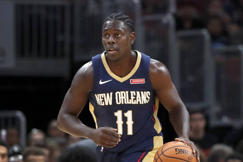 New Orleans open to dealing Jrue Holiday