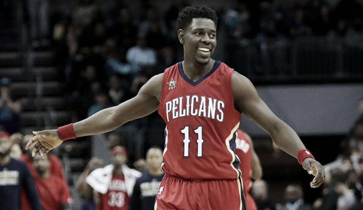 Jrue Holiday, cuarto jugador de Pelicans en hacer un ...