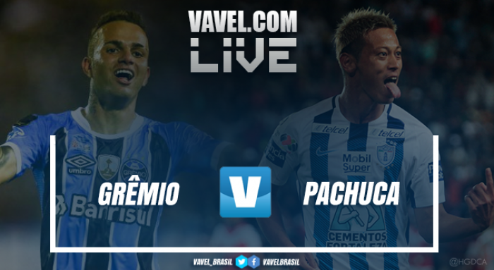 Resultado Grêmio x Pachuca pela semifinal do Mundial de Clubes (1-0)