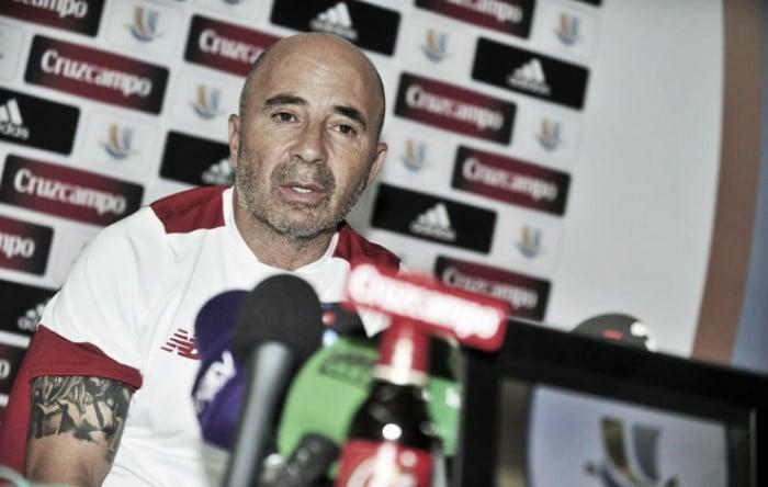 """Supercoppa spagnola, Sampaoli: """"In emergenza, ma abbiamo ancora una possibilità"""""""