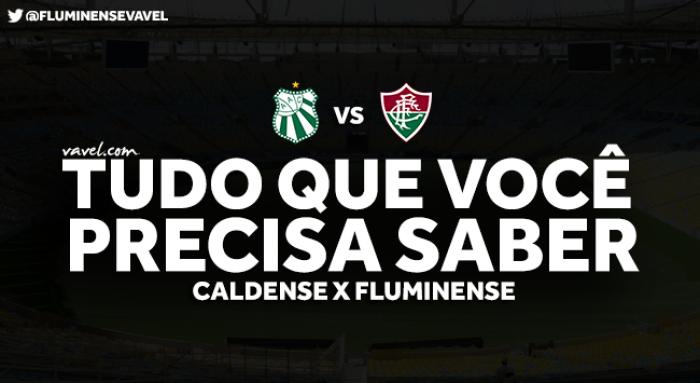 Copa do Brasil: tudo que você precisa saber sobre Caldense x Fluminense