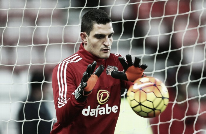 Vito Mannone addresses Sunderland's major flaw