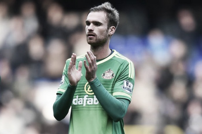"Jan Kirchhoff enjoying ""one of the happiest times"" of his career with Sunderland"