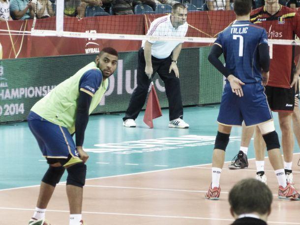 Championnat du monde de Volley-ball: Les bleus sans briller