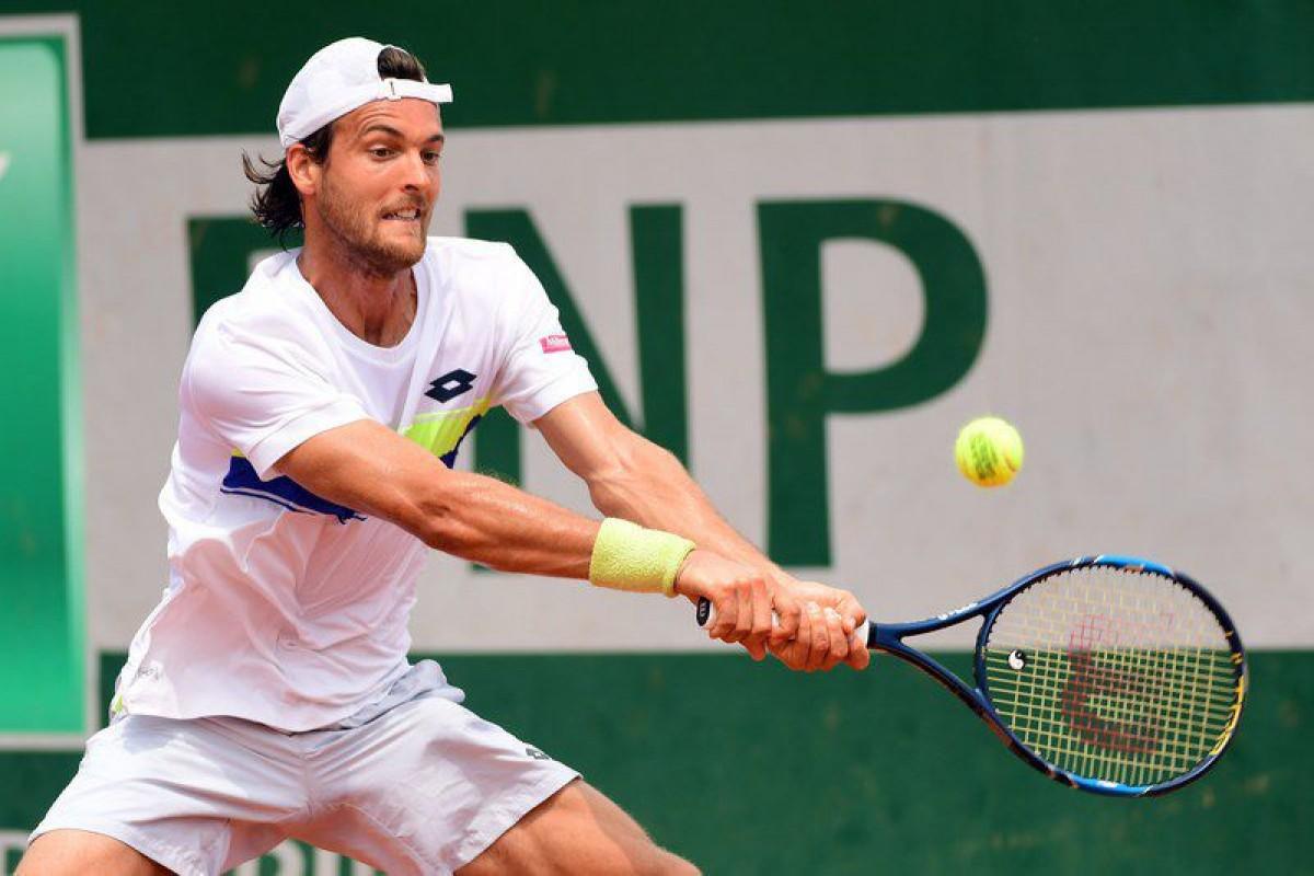 João Sousa diz adeus a Roland Garros