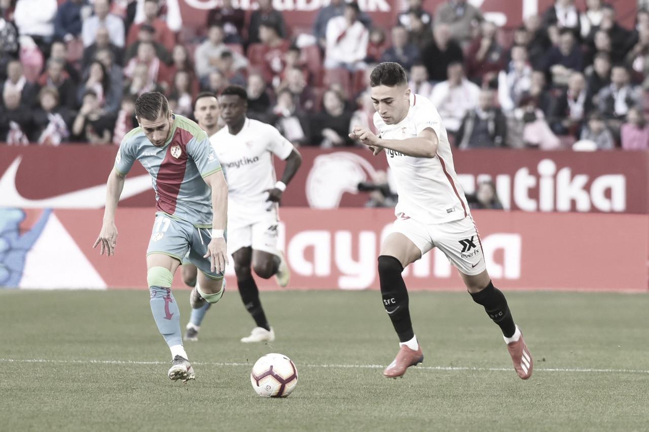 Previa Sevilla FC - Rayo Vallecano: un comienzo con un invitado especial
