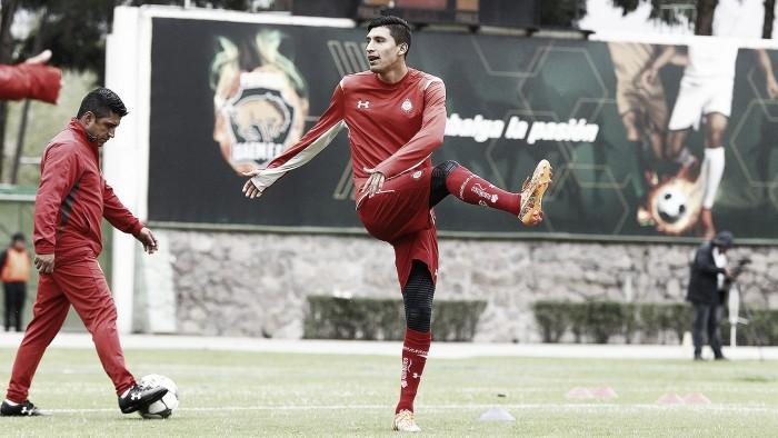 "Jordan Silva: ""Estamos listos para enfrentar al León """