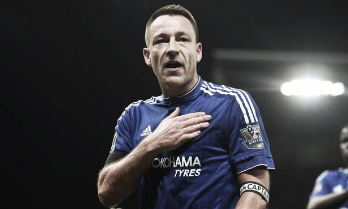 Terry signs one-year extension at Chelsea