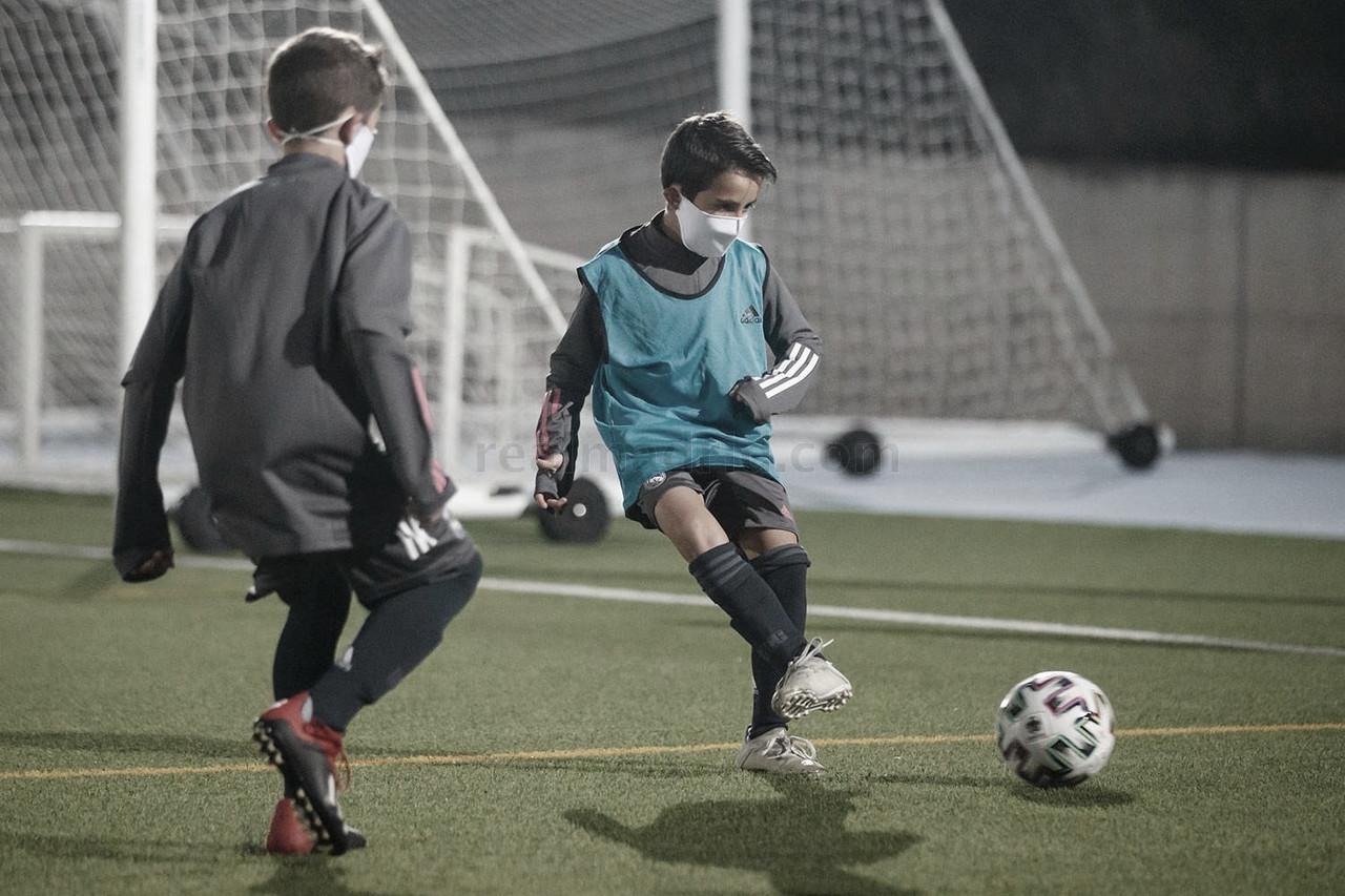 Los benjamines y el Prebenjamín encaran el inicio de la temporada 2020/21