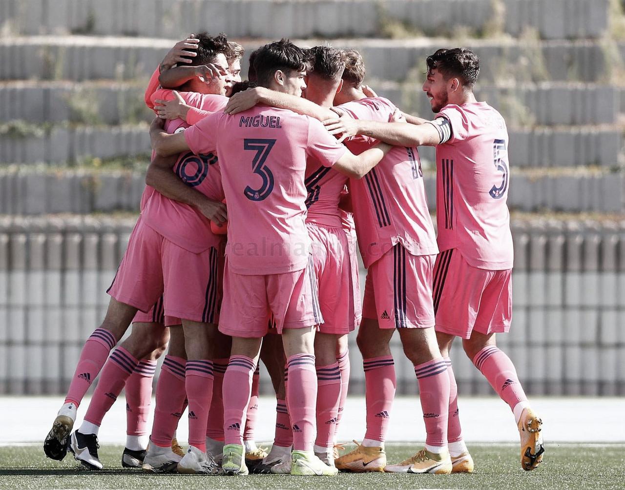 Definidos los capitanes del Real Madrid Castilla 20/21