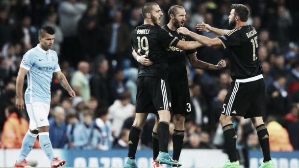 Champions League, le pagelle di Manchester City - Juventus (1-2)