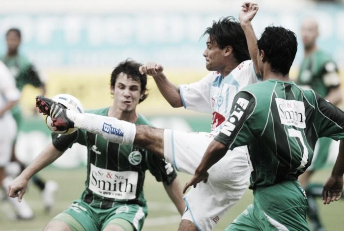 Juventude recebe Paysandu no Alfredo Jaconi em jogo de ida pela 3ª fase da Copa do Brasil