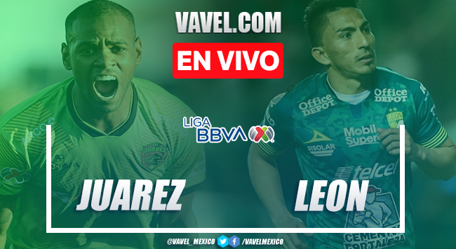 Goles y Resumen: FC Juárez 1-4 León, Liga MX 2020