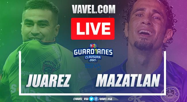 FC Juarez vs Mazatlan FC: LIVE Stream Online and Liga MX Results (0-0)
