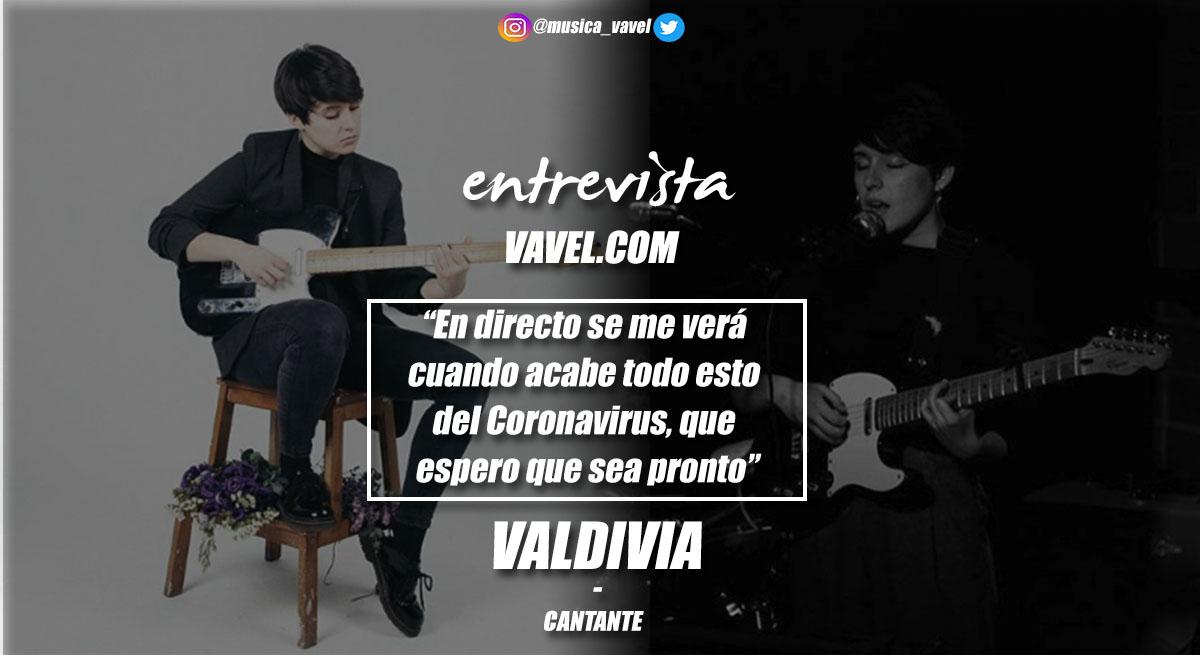 """Entrevista. Valdivia: """"En directo se me verá cuando acabe todo esto del Coronavirus, que espero que sea pronto"""""""