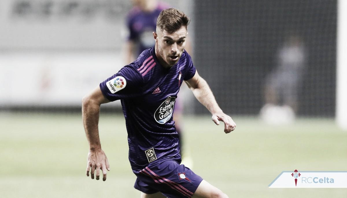 Juan Hernández y Borja Fernández se alejan del Celta
