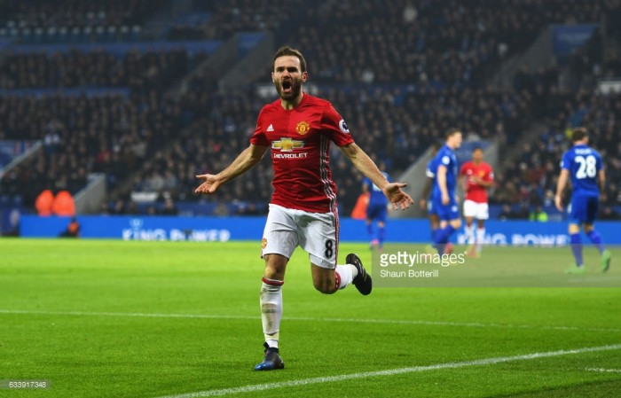 Juan Mata wanted to 'prove himself' to Mourinho at United