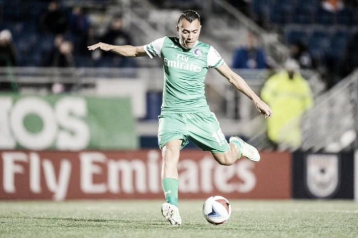 Juan Arango llega a Venezuela para reforzar al Zulia FC
