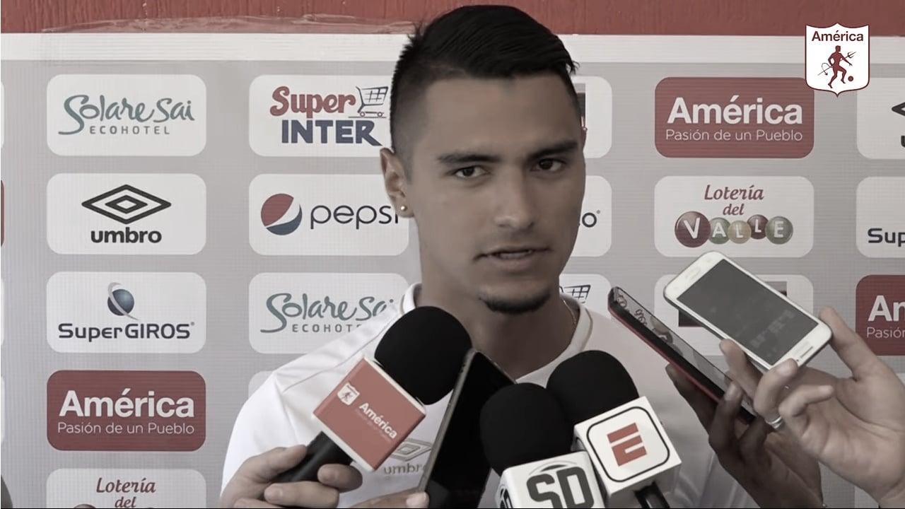 """Juan Camilo Mesa:""""Hay que ir a jugar de tú a tú y obtener los tres puntos"""""""