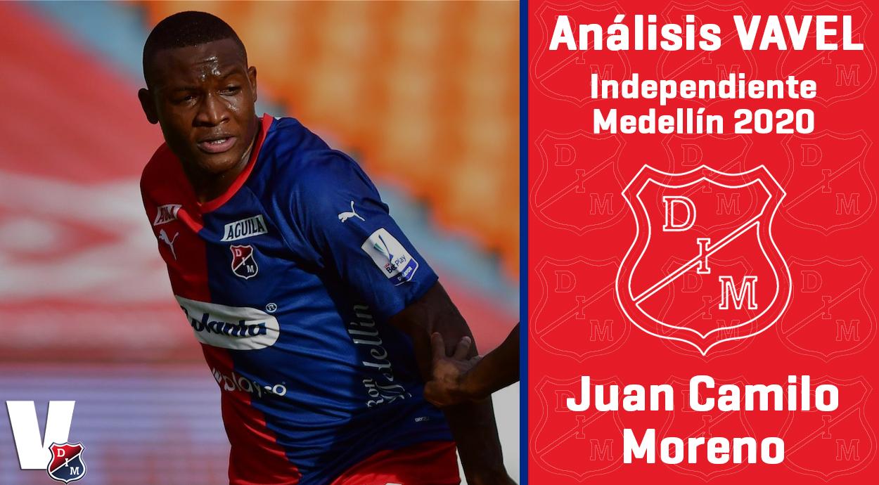 Análisis VAVEL, Independiente Medellín 2020: Juan Camilo Moreno