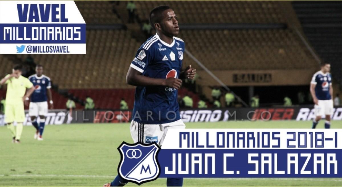 Millonarios 2018-I: Juan Camilo Salazar