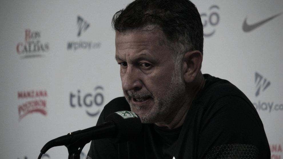 """Juan Carlos Osorio: """"Todo por ahora positivo, mejorando y consolidando nuestra idea de juego"""""""