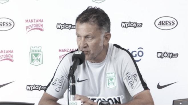 """Juan Carlos Osorio: """"Yo creo que Nacional fue un justo ganador"""""""