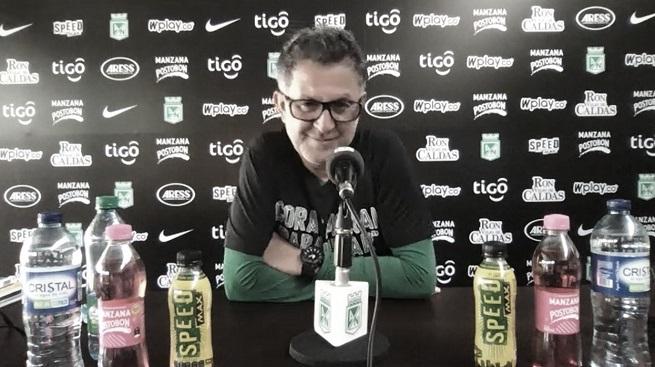 """Juan Carlos Osorio: """"Todo lo que hagamos y lo que podamos mejorar va a ser ganancia"""""""