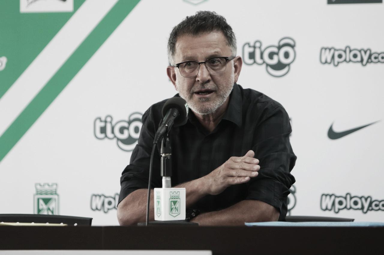 """Juan Carlos Osorio Arbeláez: """"Cuando mejor estábamos en el segundo tiempo, ellos lograron descontar"""""""
