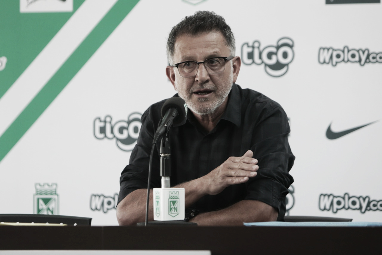 """Juan Carlos Osorio: """"Aclararle a Alfredo Arias, que nunca en mi opinión hablé mal de su equipo ni de él"""""""