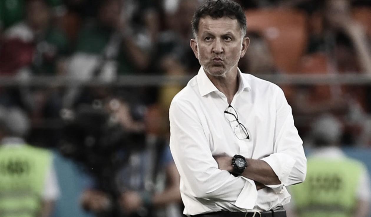 Juan Carlos Osorio regresó a casa