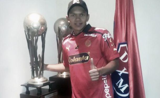 Otro jugador gol para Medellín: Juan David Pérez