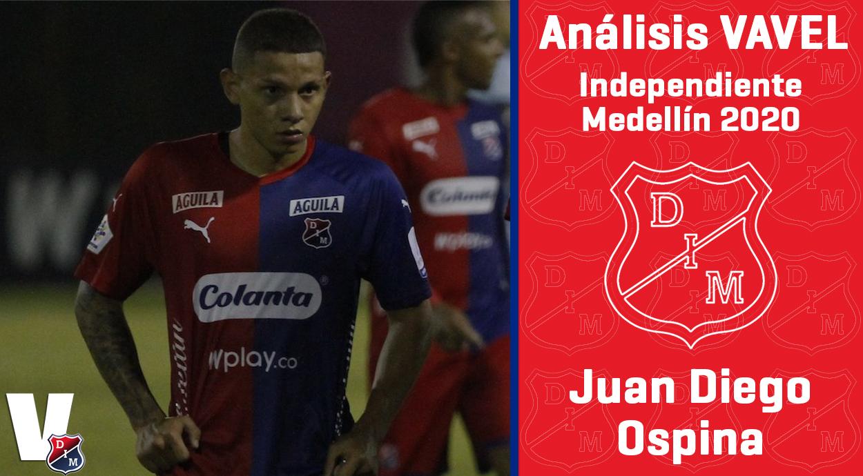 Análisis VAVEL, Independiente Medellín 2020: Juan Diego Ospina