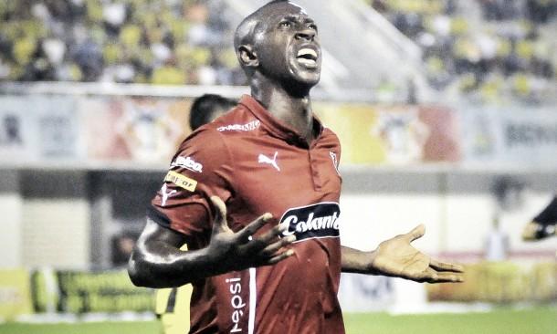 Juan Fernando Caicedo y una reconciliación con el gol