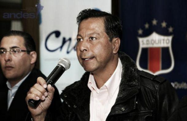 Técnico do Deportivo Quito elogia o Botafogo