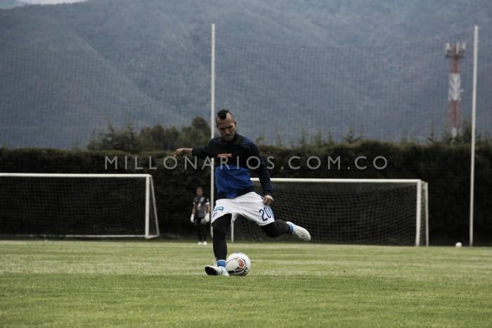 Juan Guillermo Domínguez, nuevamente ausente en Millonarios