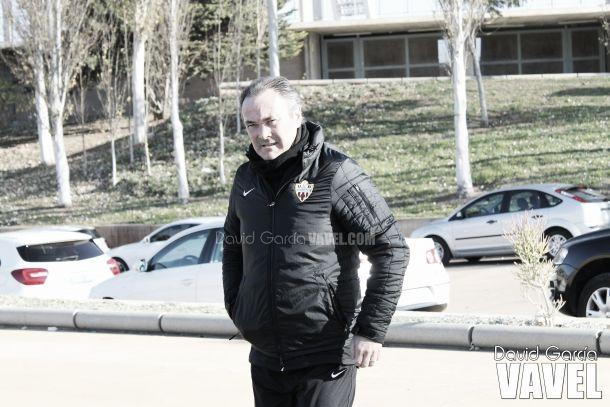 """Juan Ignacio Martínez: """"Estipulo que la salvación va a estar en los 38 puntos"""""""