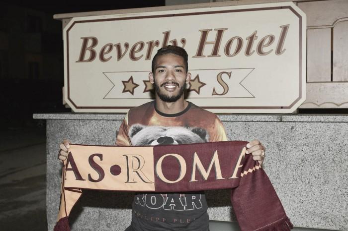 Ex-Internazionale, zagueiro Juan Jesus é apresentado oficialmente pela Roma