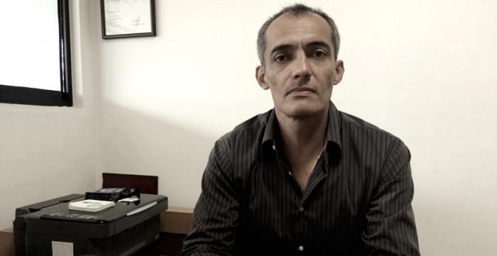 Juan García habló del minuto de silencio en el FutVe