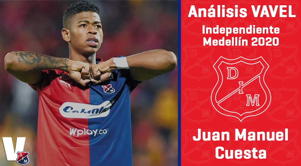 Análisis VAVEL, Independiente Medellín 2020: Juan Manuel Cuesta