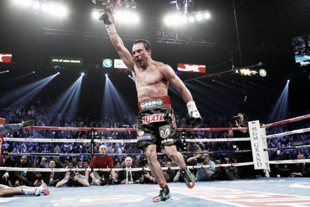 Juan Manuel Márquez mostra superioridade e vence Mike Alvarado