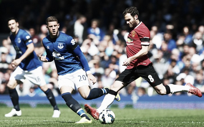 Everton - Manchester United: Blues aiming to bounce back away from home
