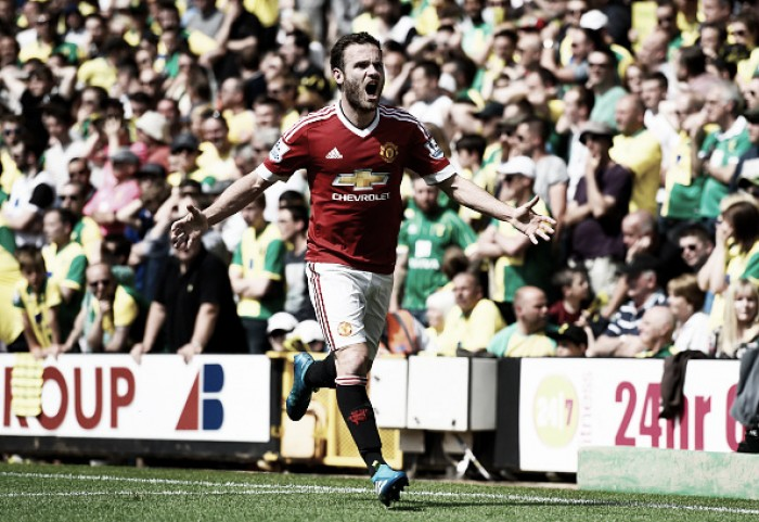Juan Mata admits Manchester United were not consistent enough to deserve Champions League