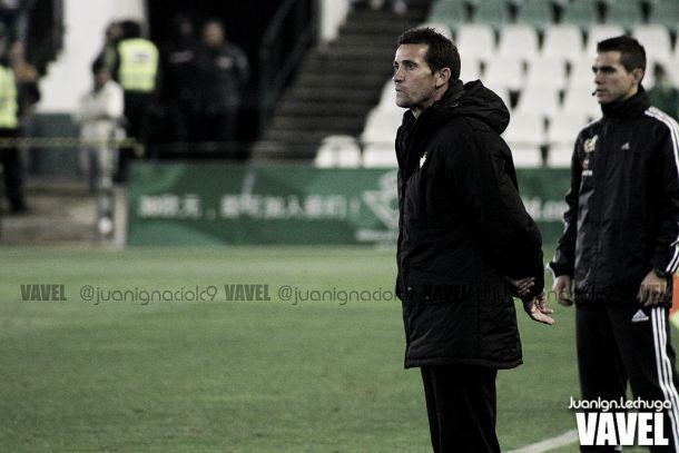 Merino: ''Preferiría bajar al Real Betis B a continuar como segundo''