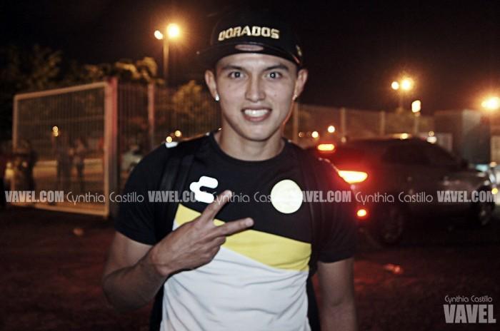 Juan Pablo Meza quiere ser campeón en su regreso a Dorados
