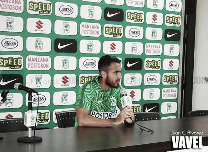 """Juan Pablo Nieto: """"Estamos disputando un título que Atlético Nacional no tiene en sus vitrinas"""""""