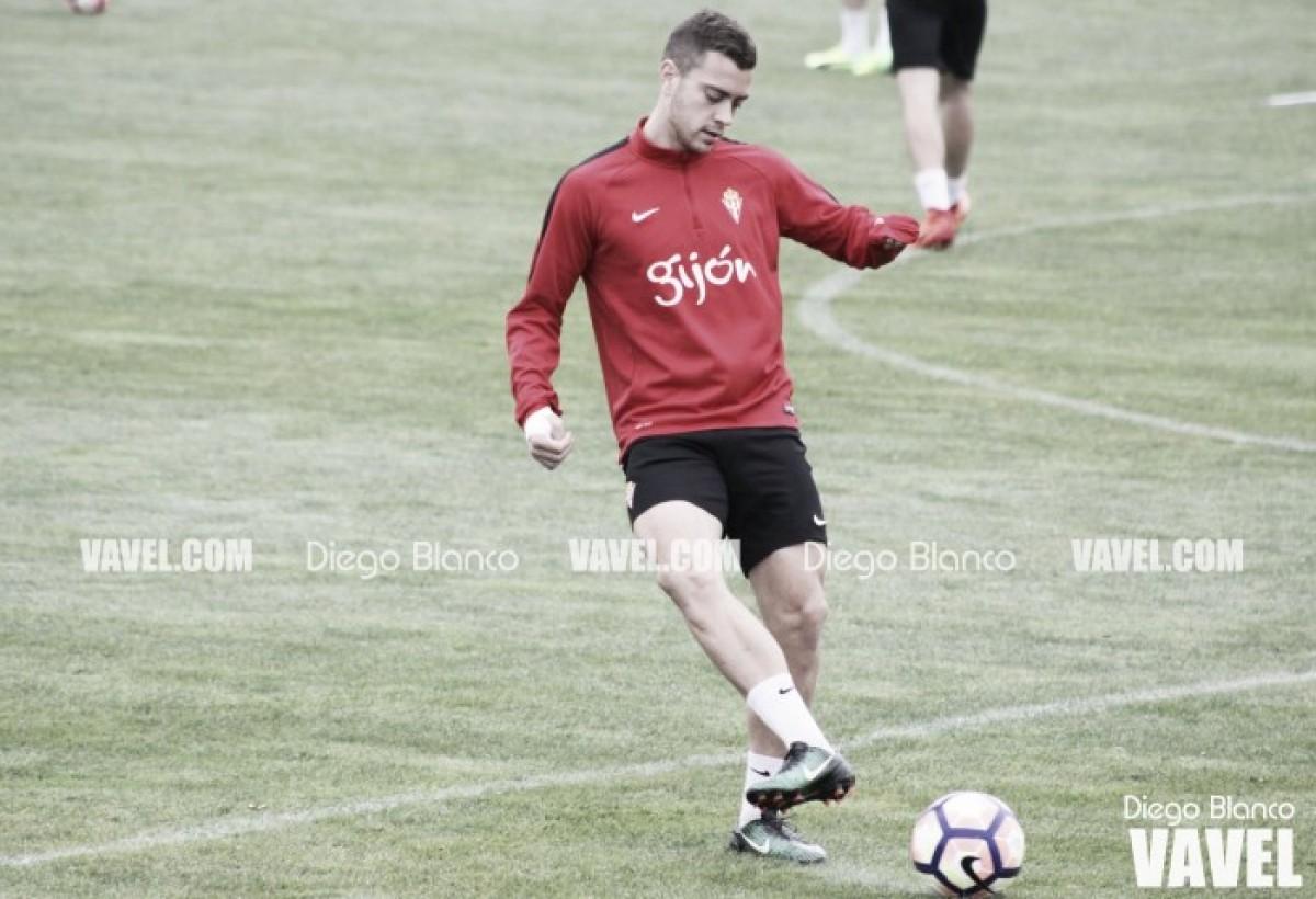 """Juan Rodríguez: """"Desde que llegó el nuevo míster se vio un cambio en el equipo"""""""
