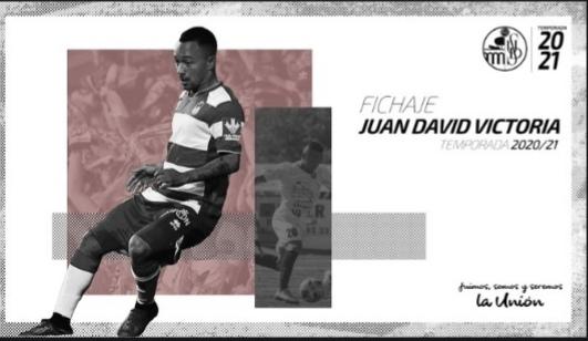 Juancho López es nuevo delantero del Salamanca CF