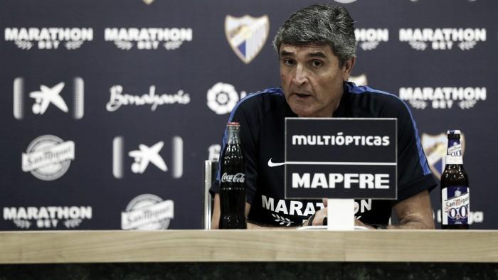 """Juande Ramos: """"Los partidos de casa cobran especial importancia"""""""